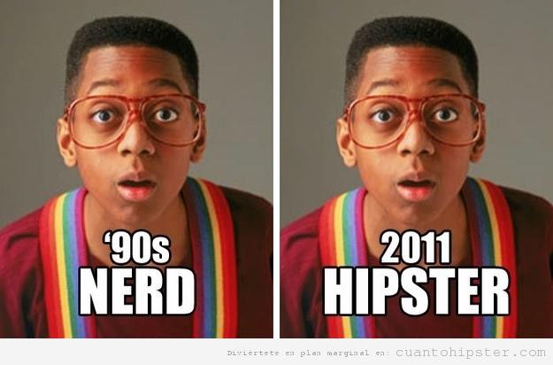 Steve Urkel ahora no sería nerd, sería hipster