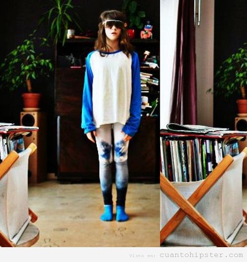 Consejo de moda hipster, evita máscaras de esquiar y pijamas