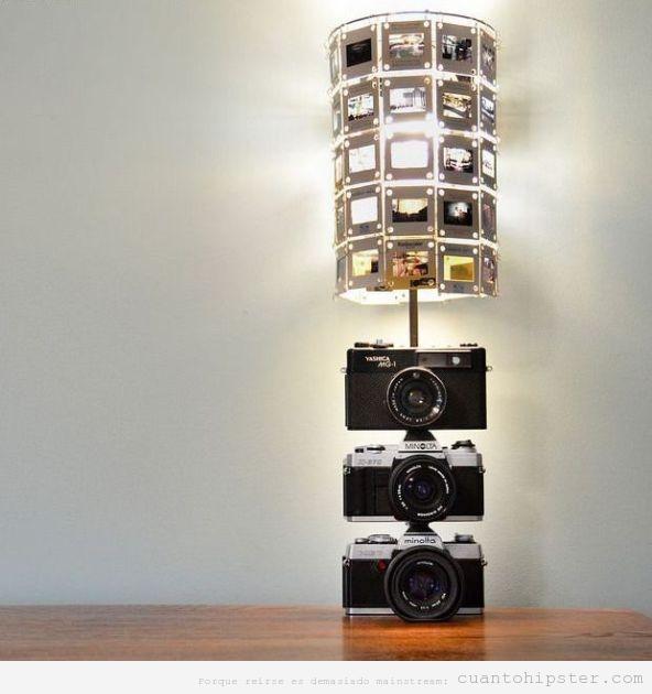 lampara-mesa-original-diy-hecha-con-cama