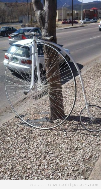 bicicleta hipster cu nto hipster