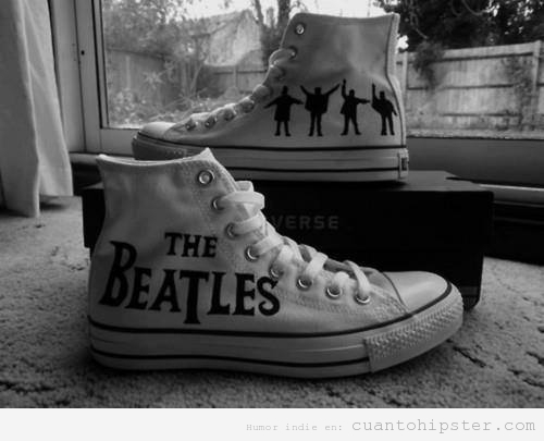 Converse para indies, The Beatles