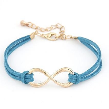 Comprar online pulsera hipster símbolo infinito de antelina