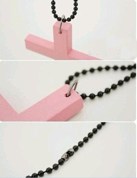 Comprar online collar cruz soft grunge 2