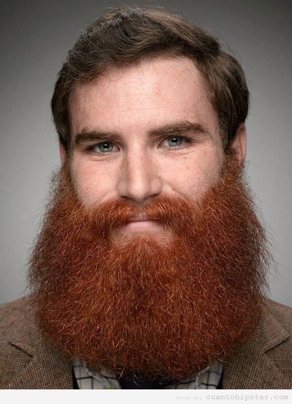 Resultado de imagen de bigote pelirrojo niño