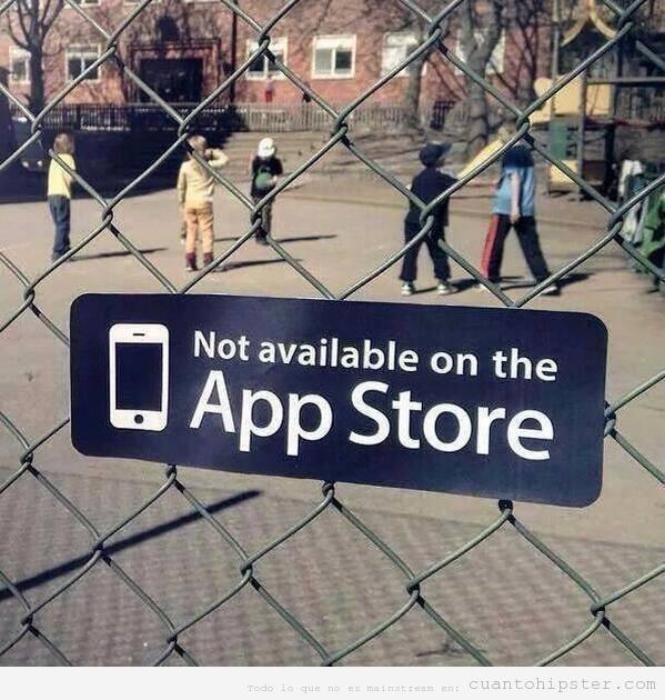Niños jugando en la calle con cartek de not avaliable app store