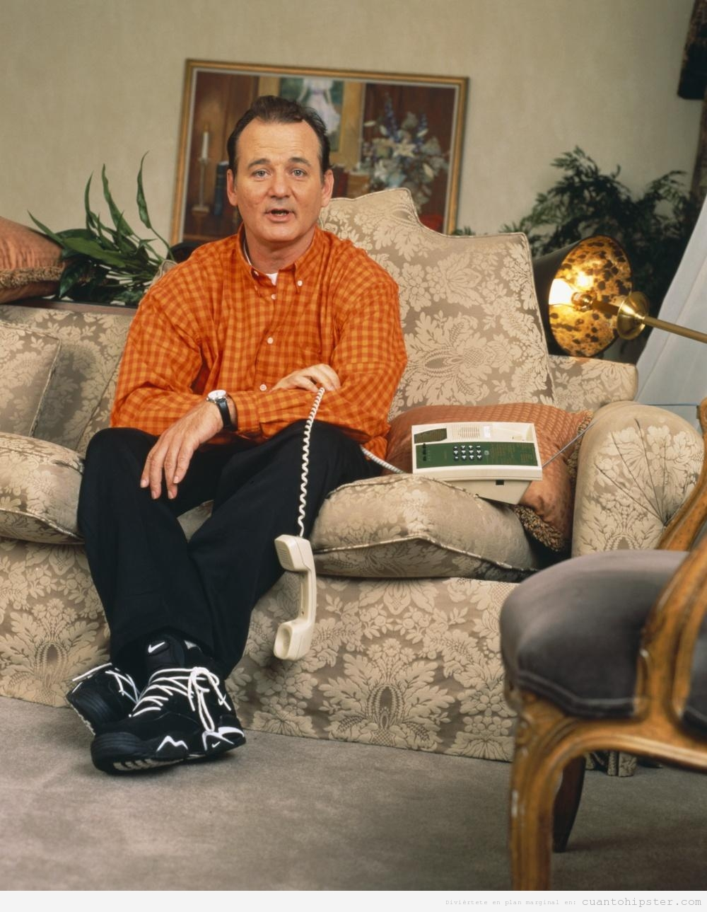 Foto Bill Murray años 90