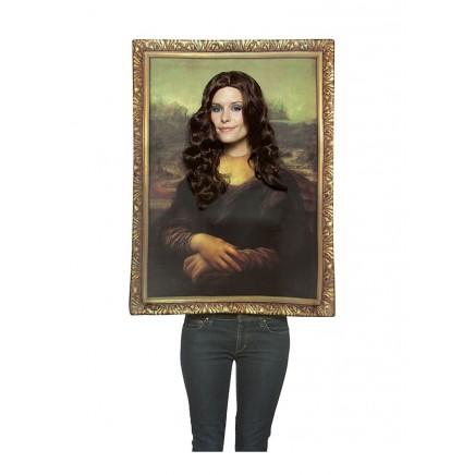 Disfraz Mona Lisa