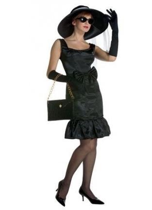 Disfraz mujer neoyorkina