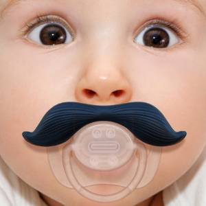 Comprar online chupete bigote