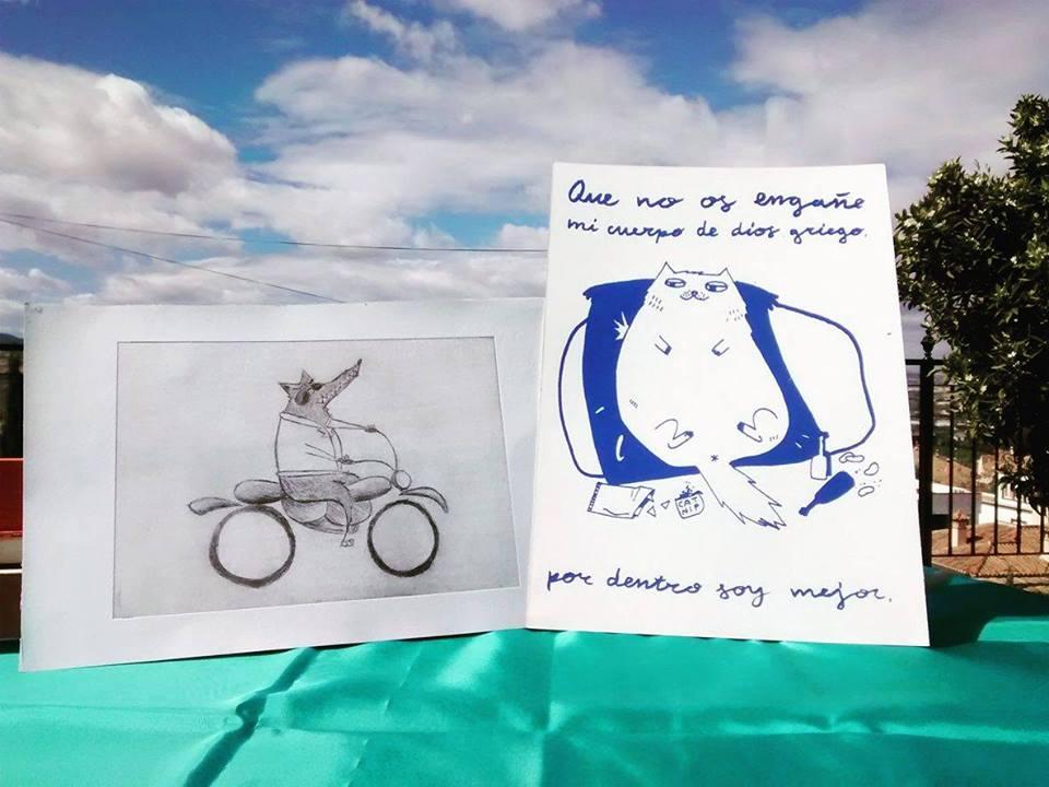 Comprar dibujos y láminas de animales