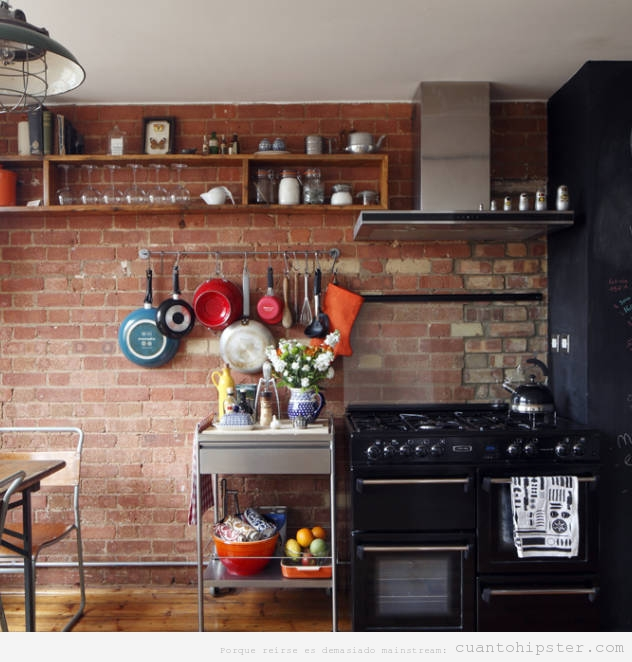 Cocinas decoración moderna