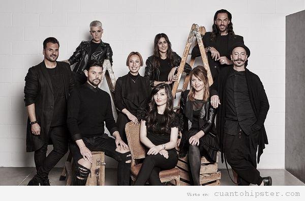 Equipo estilistas Factory236