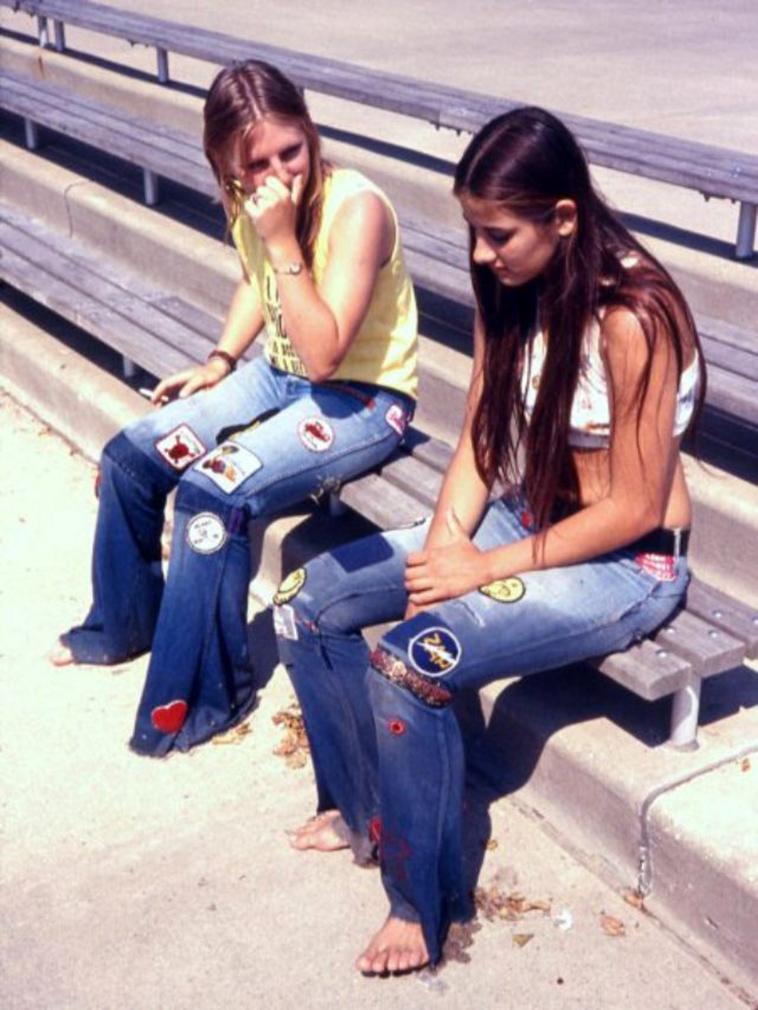 Moda años 70 adolescentes 14