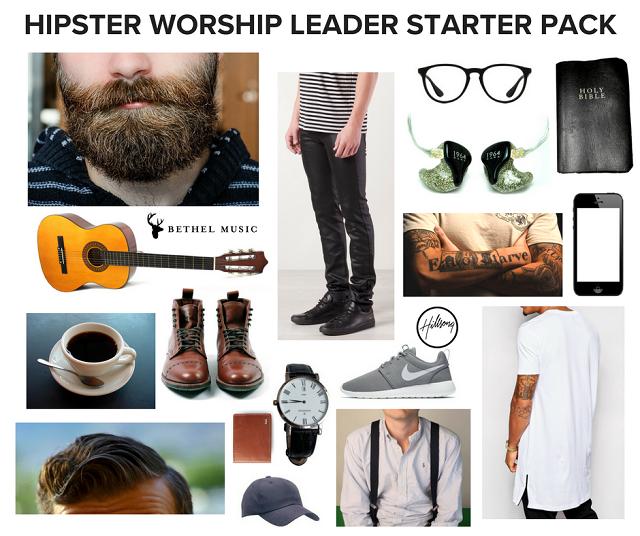 Kit iniciación hipster