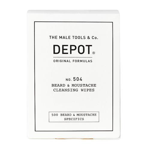Productos para cuidar la barba, toallitas