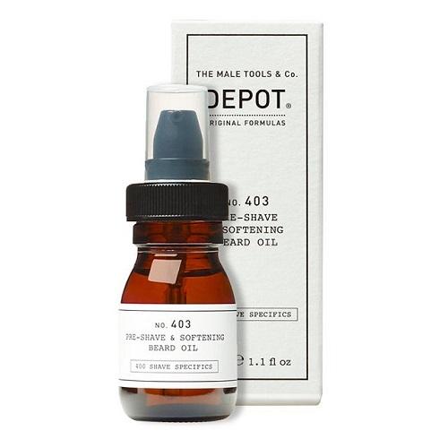Productos para cuidar la barba, aceite