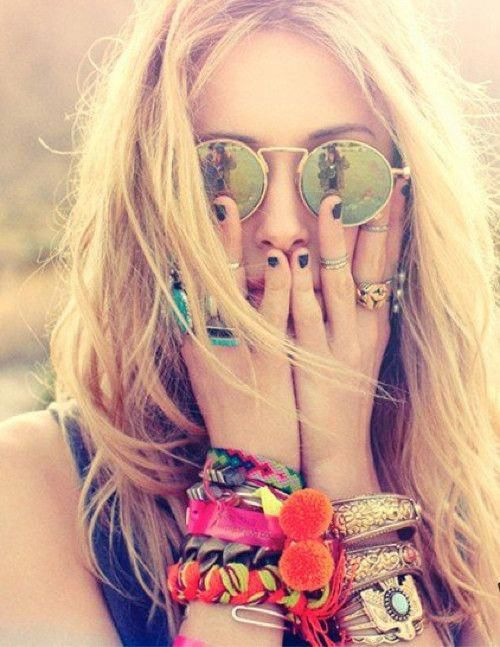 Lentes sol chica hipster 5