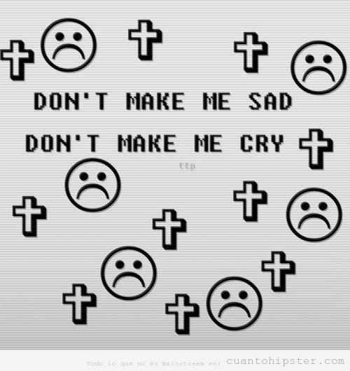 Canción Lana del Rey con emoticonos