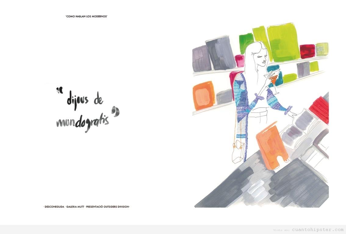 reportaje-grafico-ilustraciones-como-hablan-modernos-hipsters-de-lara-costafreda (7)