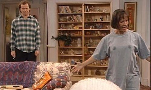Jackie Roseanne look hipster
