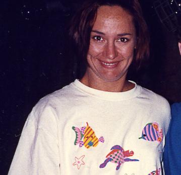 Jackie de Roseanne, camiseta hipster