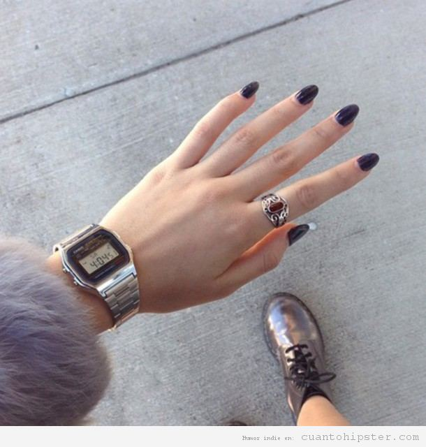 Relojes Casio look hipster 3