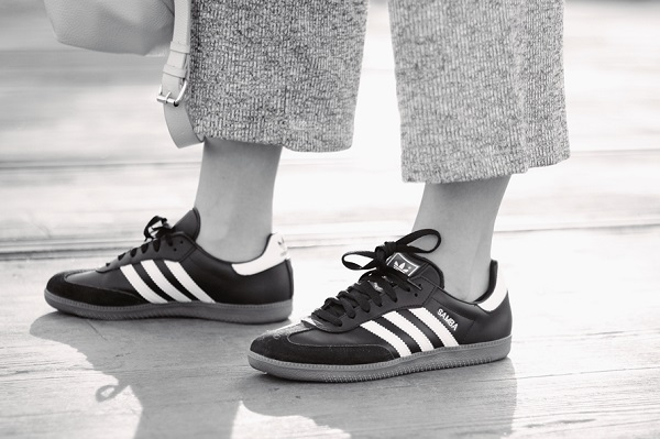 Zapatillas hipsters Adidas Samba