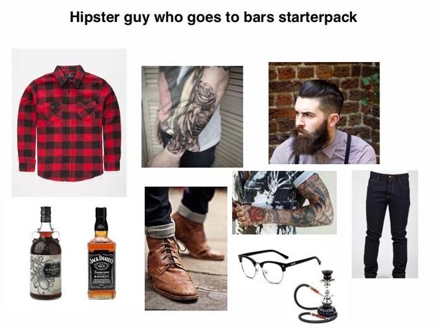 Kit iniciación hipster 2