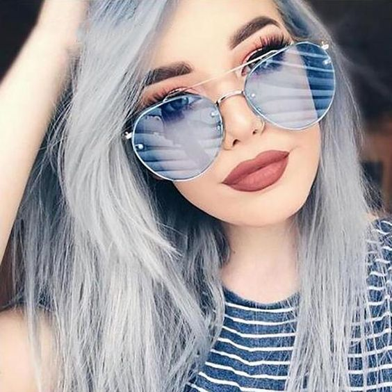 Lentes sol chica hipster 2