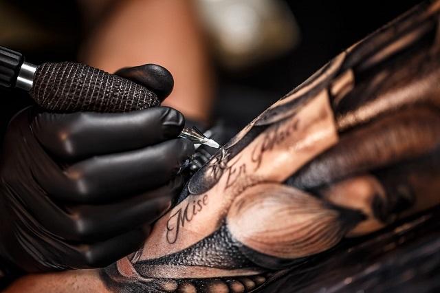 Máster tatuador