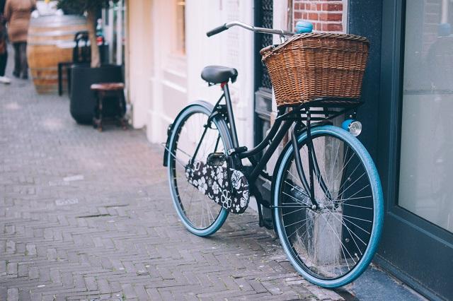 Bicicleta holandesa hipster